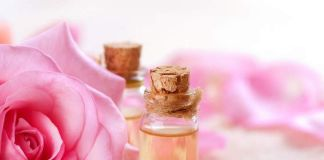 bienfaits de l'eau de rose