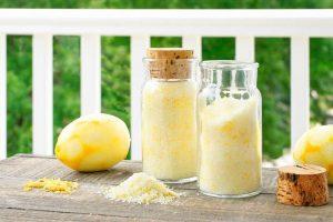 Citron et sel pour prévenir les migraines