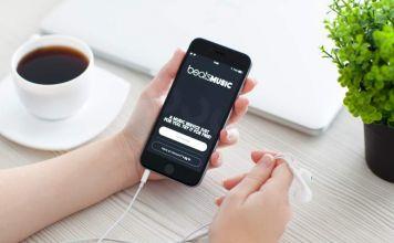 ecouter de la musique avec iphone