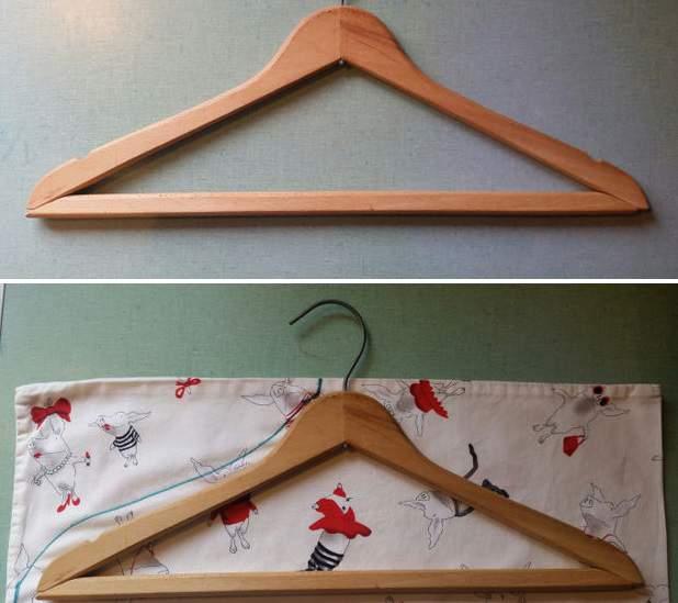 sac de rangement pour couche DIY