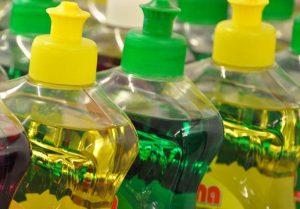 Utilisations du savon à vaisselle