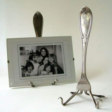 chevalet fourchette pour photo