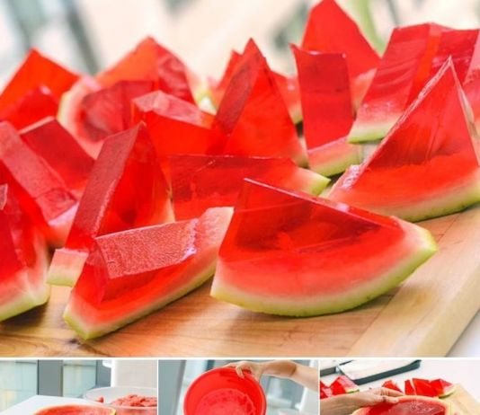 melon d'eau jello vodka