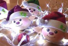 Décorations de Noël de lutins